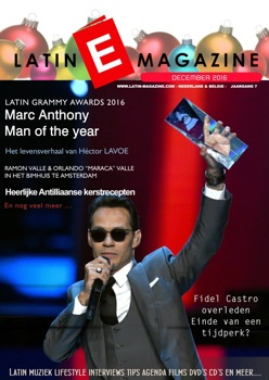 Latin-Magazine editie december 2016