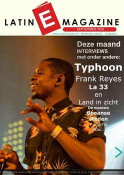 Latin-Magazine editie september 2016